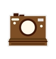 camera icon Retro gadget design graphic vector image