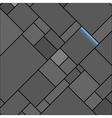 dark rectangular structured background vector image vector image