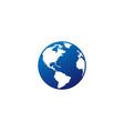 globe logo icon download editable vector image