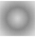 halftone dotted pattern background design vector image vector image