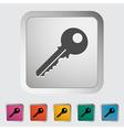 key vector image