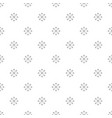 top reject background from line icon vector image vector image