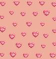 heartbeats pattern background