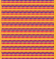 seamless pattern with small horizontal stripes vector image