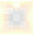 Abstract Square Background With Gray Grid vector image vector image