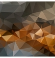 Geometric triangular mosaics background vector image