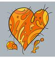 HeartArt vector image vector image