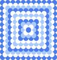 polka dots pattern vector image