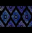 vivid chevron zig zag watercolor pattern vector image vector image