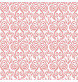 pink seamless pattern image vector image vector image