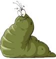 slug vector image vector image