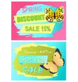 spring discount sale 15 off discount 45 set