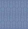 vaccine covid-19 seamless pattern bottle