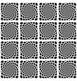 Design seamless spiral snakeskin pattern vector image vector image