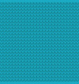 blue realistic seamless knit pattern eps 10 vector image vector image