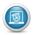 last minute airplane website vector image vector image
