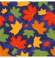 maple background vector image vector image