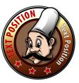 Food logo vector image