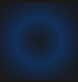 Halftone circle pattern background template