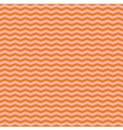 Tile pink and orange zig zag pattern vector image vector image