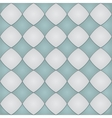 Repeating tiles Seamless pattern vector image