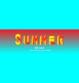 memphis summer sale discount poster banner vector image