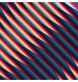 modern wave pattern background vector image