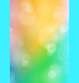 abstract vertical color blured background vector image