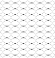 Geometric delicate simple seamless pattern with vector image vector image
