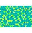 retro triangle pattern gemtone sea