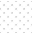 top approve background from line icon vector image vector image