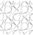 grunge decorative seamless vector image vector image
