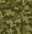 Military fashion seamless pattern vector image