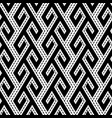 tribal ethnic monochrome seamless pattern vector image