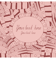 Abstract seamless pattern with place for your text