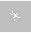 ski computer symbol vector image