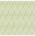 Seamless pattern with abstract damask doodle vector image vector image