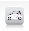 Small car icon vector | Price: 1 Credit (USD $1)