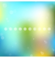 Background of Summertime vector image