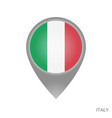 italy point vector image