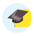 knowledge level symbol vector image vector image