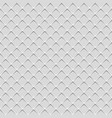 rhombuses gray seamless background vector image vector image