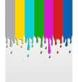 TV bars signal concept Background vector image
