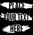 Grunge black background noir style vector image