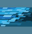 abstract blue grey motion hi-tech technology vector image vector image