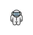 astronaut robot toy icons