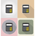 business and finance flat icons 01 vector image vector image