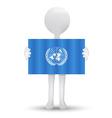 Paracel Islands UN vector image vector image