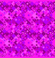 seamless mosaic pattern background - abstract vector image vector image