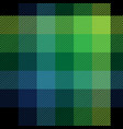 colorful plaid pattern vector image